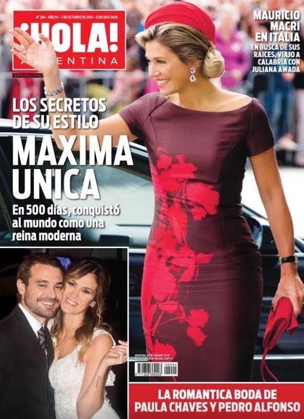 Tapas de revistas: Paula Chaves y Pedro Alfonso, los protagonistas de esta semana