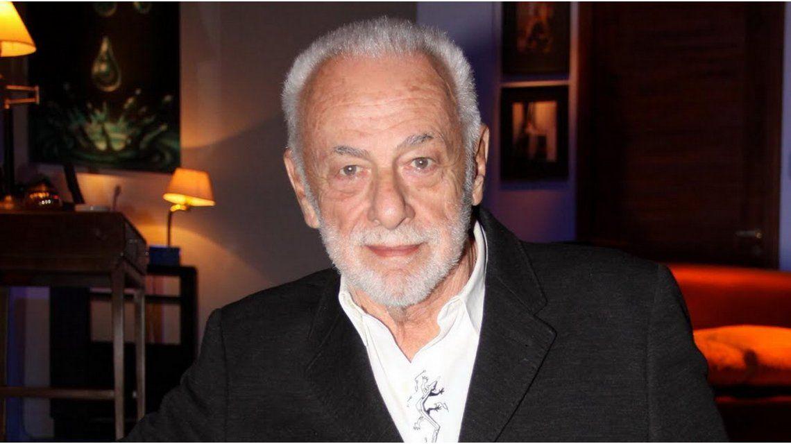 La salud de Gerardo Sofovich: le quitaron el respirador artificial