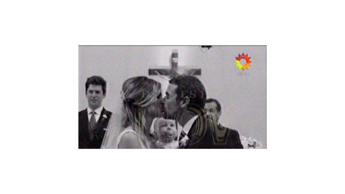 El video del casamiento de Paula y Pedro: la iglesia, la fiesta y el amor