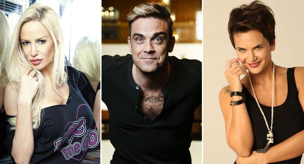El odio de Salazar a Granata; otro hombre las enfrentó: Robbie Williams