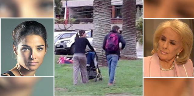 Juanita furiosa con la prensa una vez más: atacó a Clarín, que contrata a su abuela