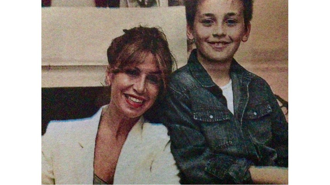 El hijo de Flor Peña y Mariano Otero: debuta en cine y ya lo llaman Toto, el heredero