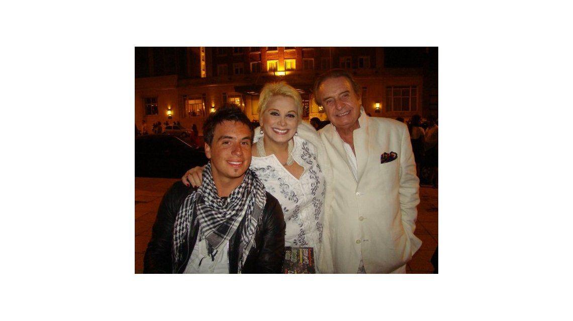 Carmen Barbieri: Con Federico hicimos los trámites para el velatorio de Santiago
