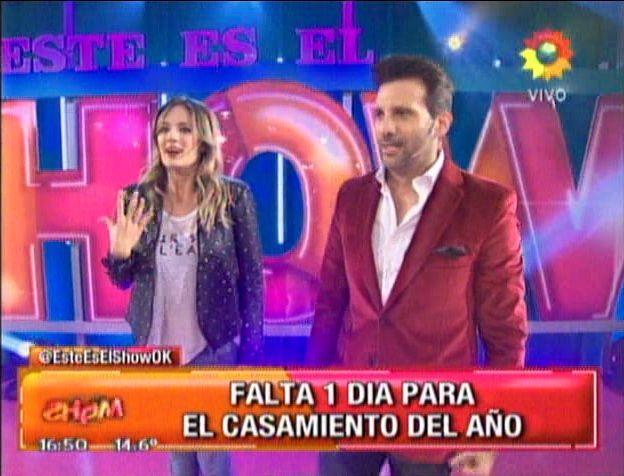 Paula Chaves reveló detalles de su boda de este sábado con Pedro Alfonso