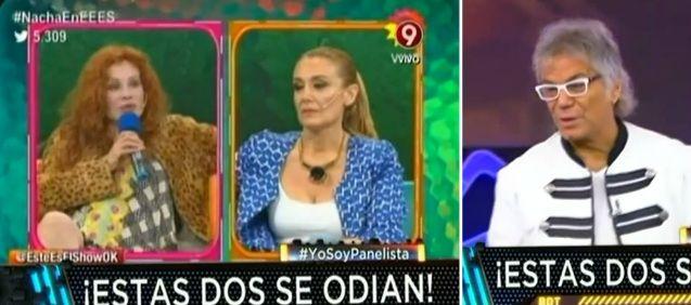 Duro informe de Bendita por la pelea de Marcela Coronel y Nacha Guevara: miralo acá