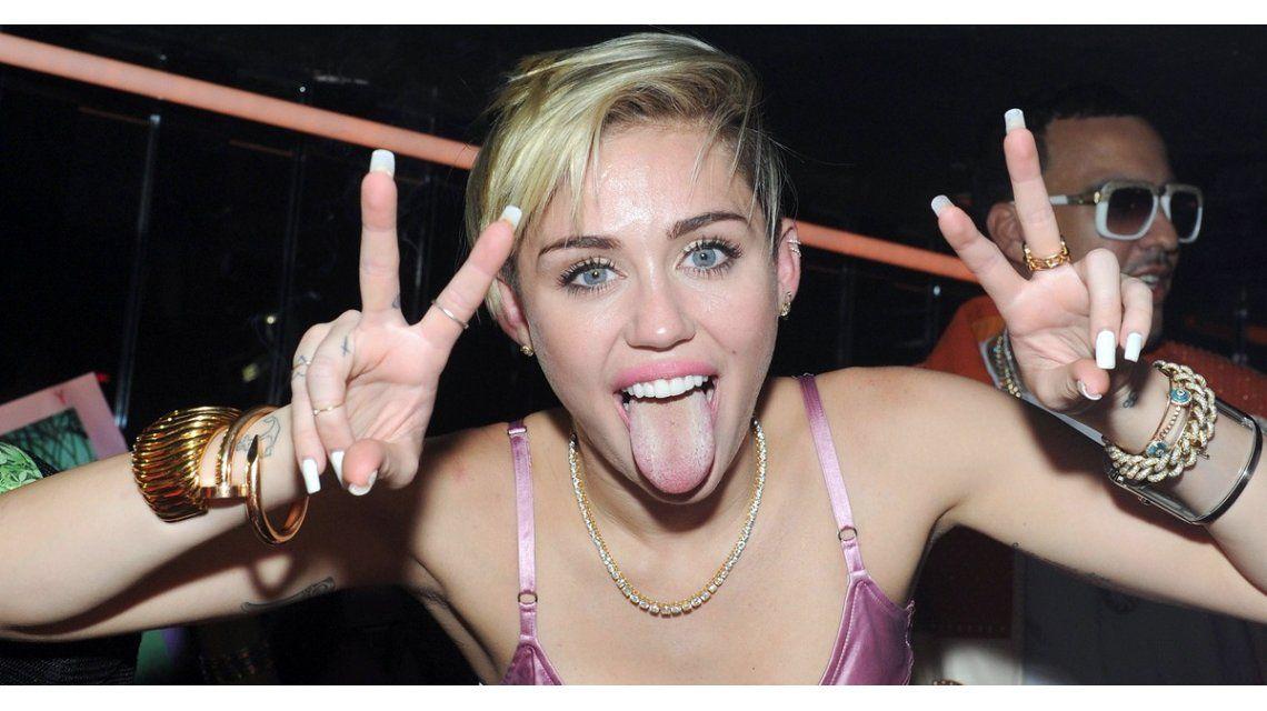 Locura por Miley Cyrus en Argentina