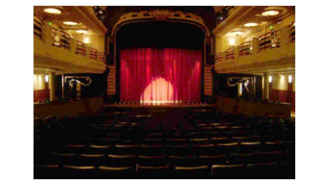 El Teatro Tabaris se convierte en dos salas a nuevo