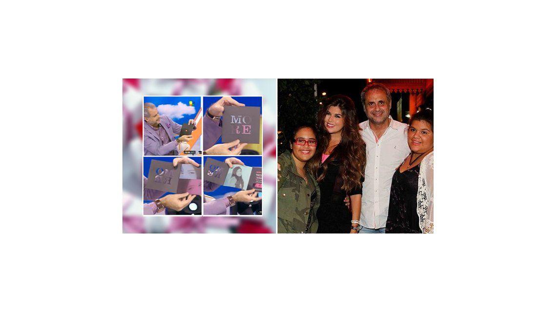 Rial dio detalles de la gran fiesta de 15 de su hija Morena: las invitaciones
