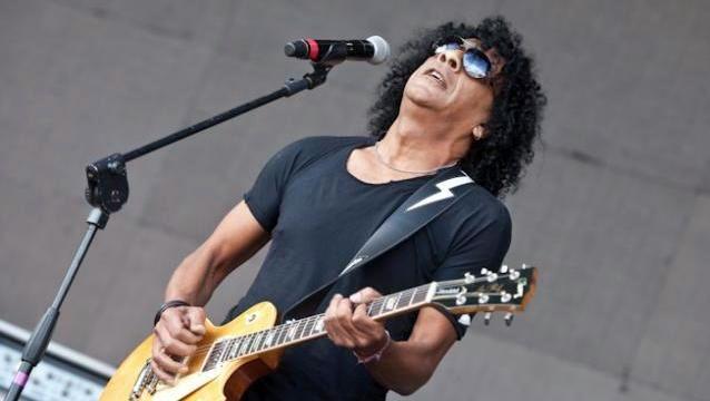 ¿Quién fue el negro García López, el guitarrista de Charly García que murió en un accidente?