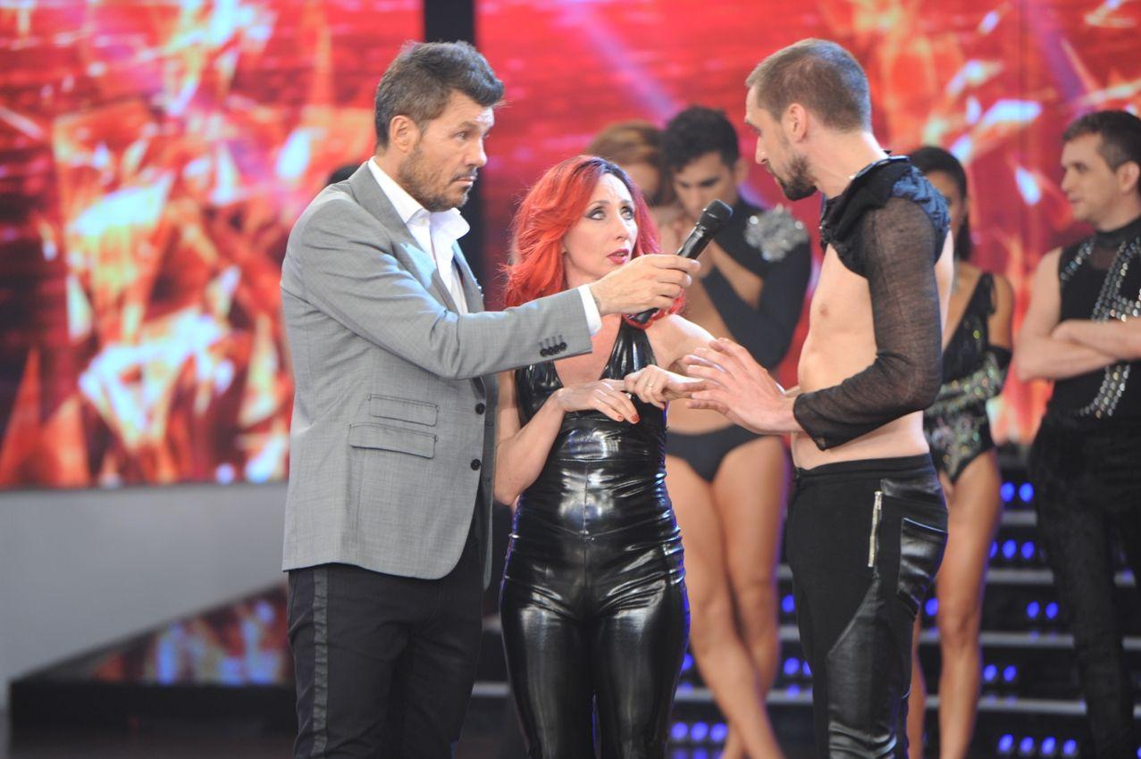 Innecesario escarnio público para Eleonora Cassano: su bailarín, al renunciar, más desubicado que nunca