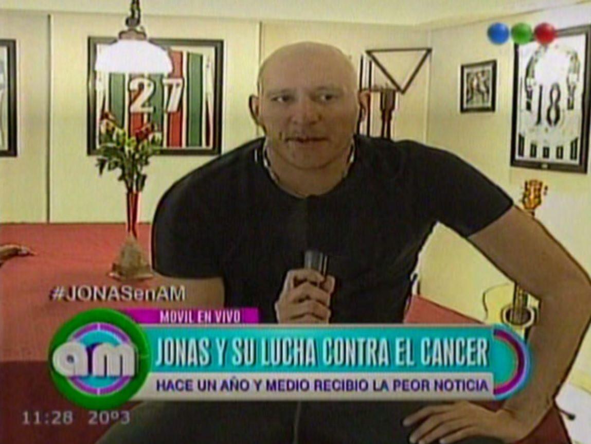 Jonas Gutiérrez y su lucha contra el cáncer: El día a día en Argentina ayuda mucho
