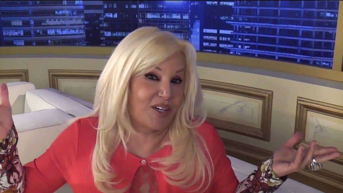 Susana Giménez superó los dos millones de seguidores y lo agradeció con un video