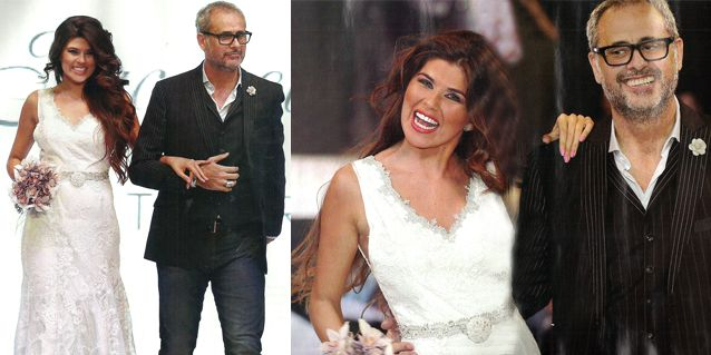 Jorge Rial y Loly Antoniale vestidos de novios: ¿pondrán fecha?