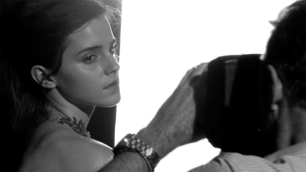 La confesión de Emma Watson : Pago 50 euros mensuales a un sitio de contenido sexual