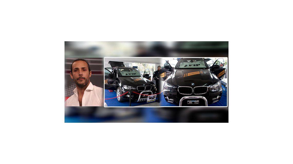 Rematan la polémica camioneta de Leo Fariña