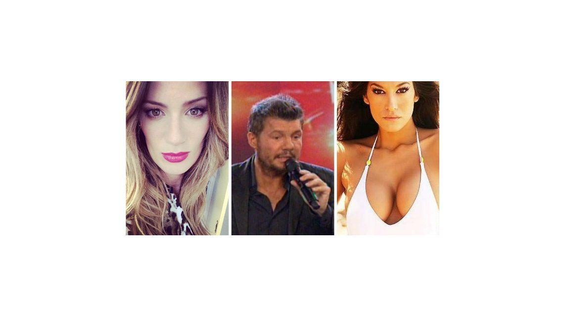 Marcelo Tinelli deschavó la rivalidad entre Paula Chaves y ...