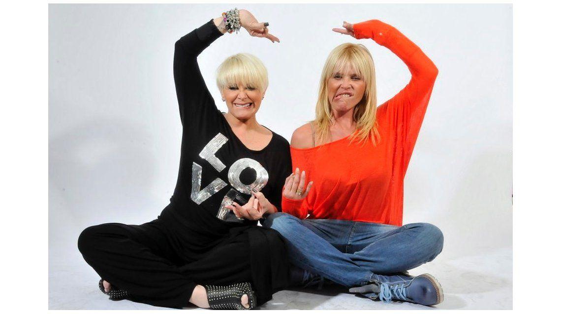 Cambio de planes para las Leonas: Carmen Barbieri y Nazarena Vélez llevan su comedia a Mar del Plata