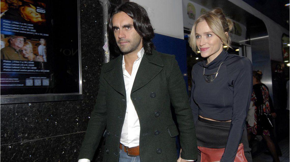 Gonzalo Heredia y su mujer Brenda Gandini actuarán juntos en...
