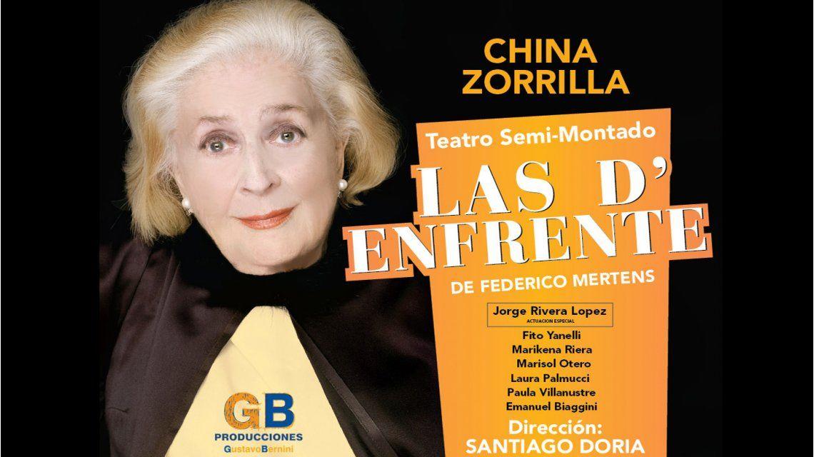 China Zorrilla: nueve décadas de puro arte