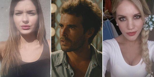 Las busca parecidas...: ¿Qué tienen en común la China Suárez y la nueva novia de Nicolás Cabré?