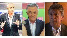 Lucho Avilés se mete en la separación profesional de Jorge Rial y Luis Ventura