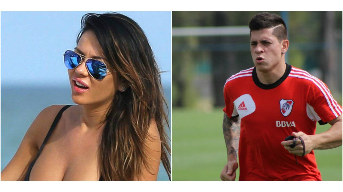 Karina Jelinek estaría saliendo con el futbolista Juan Manuel Iturbe