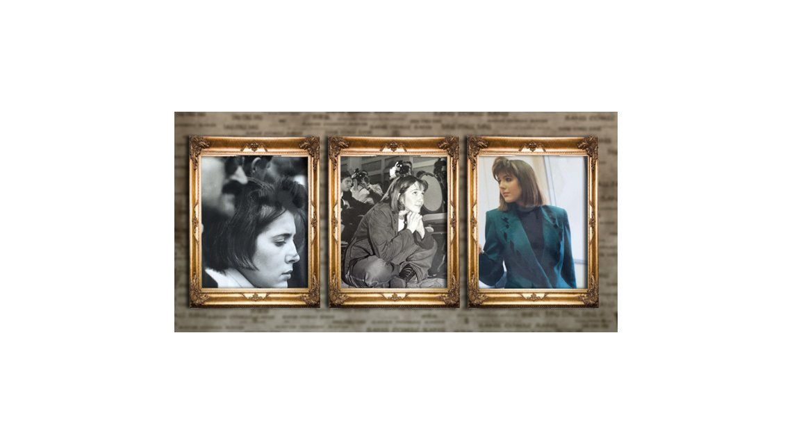 Las fotos retro de Cristina Pérez