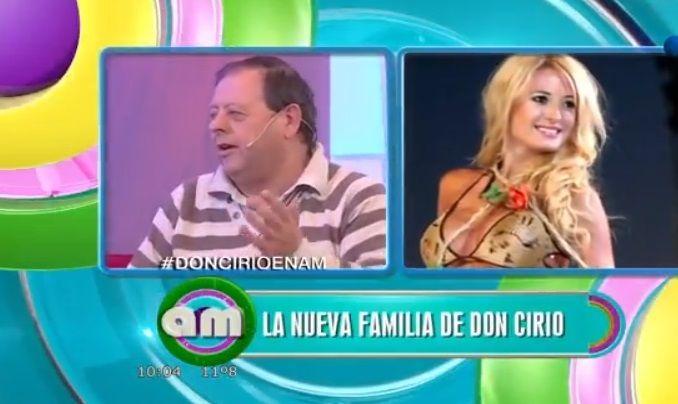 Don Cirio quiere ir a la boda y cuenta el verdadero nombre de su hija Jésica