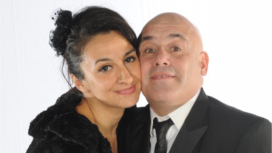 Anita Martínez y el Bicho Gómez van a Villa Carlos Paz con espectáculo propio