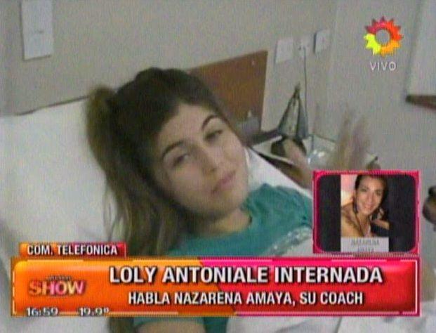 ¿Qué tiene Loly Antoniale? Hablaron Jorge Rial, su coach y su mejor amigo
