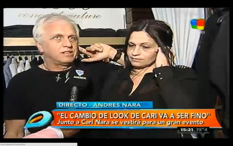 CariNara y Andrés se vestirán de novios: Si a alguien le molesta, es su problema