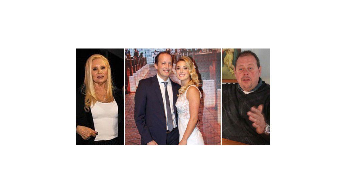 Los padres de Jésica Cirio: el primer escándalo pre boda con Insaurralde