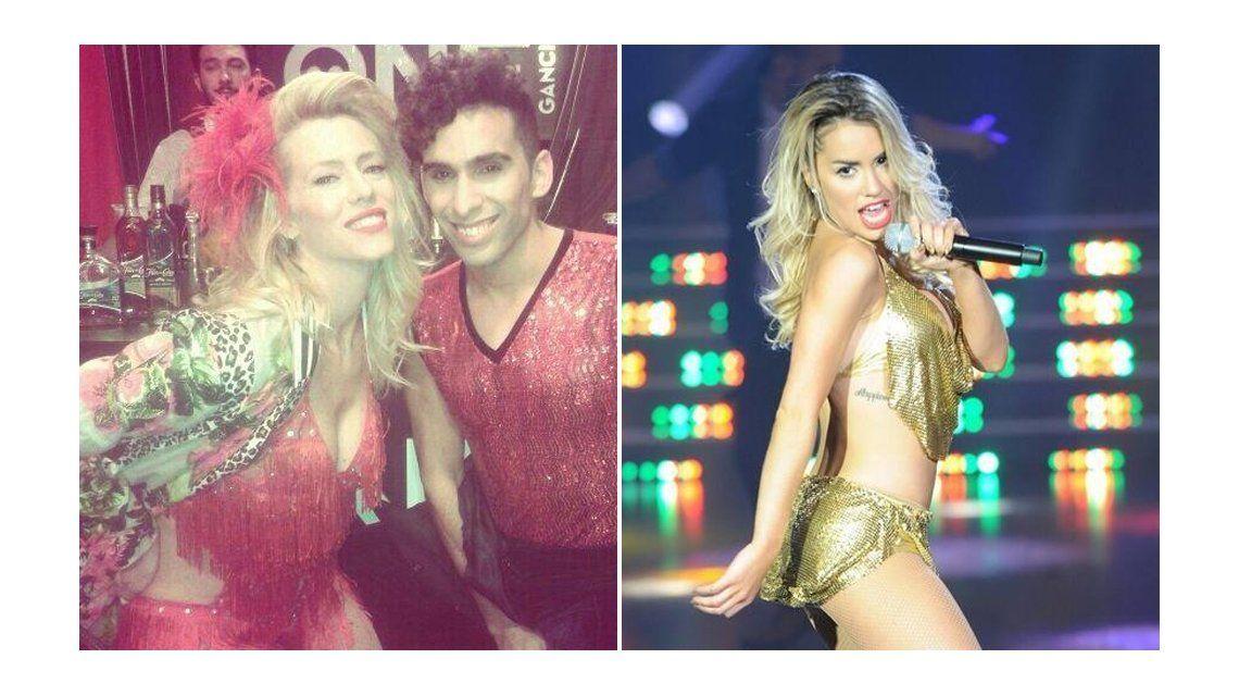 Nicole Neumann furiosa con Lali Espósito por no poder bailar en Showmatch