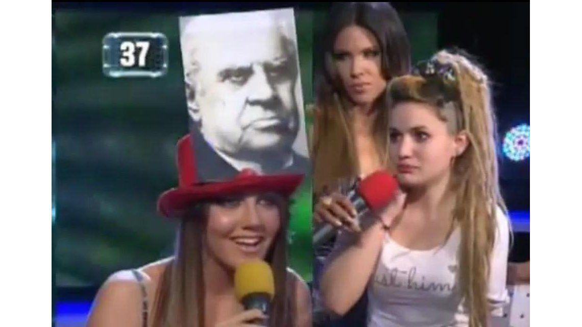 Alta burra en TV: no reconoció a Sarmiento en el Día del Maestro