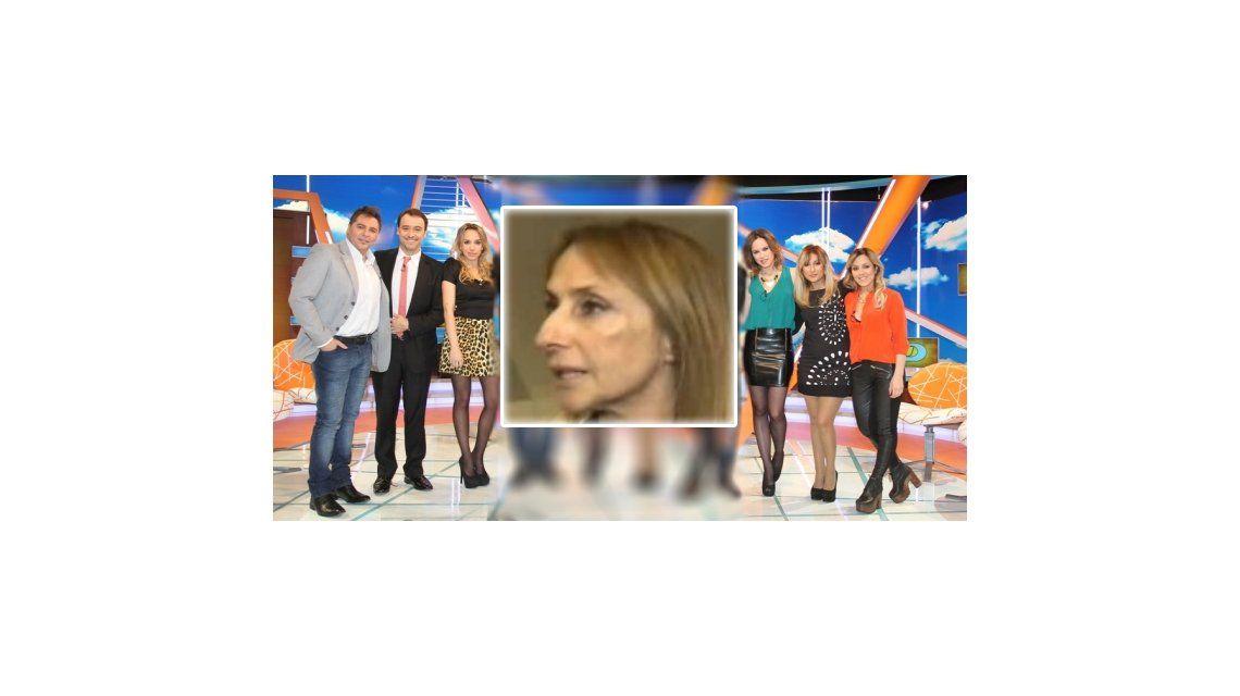 La furia de Gladys Florimonte con los panelistas de Intrusos