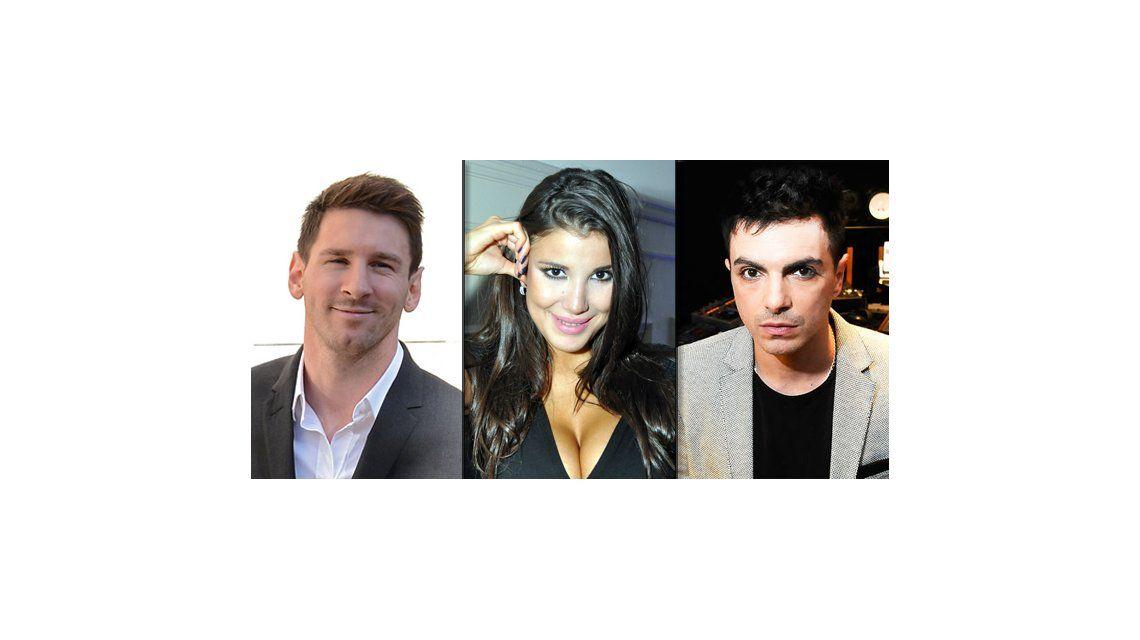 Andrea Rincón: Messi tiene la mejor cola y Ale Sergi es un sorete
