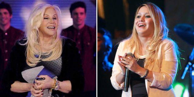 Susana Giménez quiere a Karina La Princesita en su living en el inicio de la primavera
