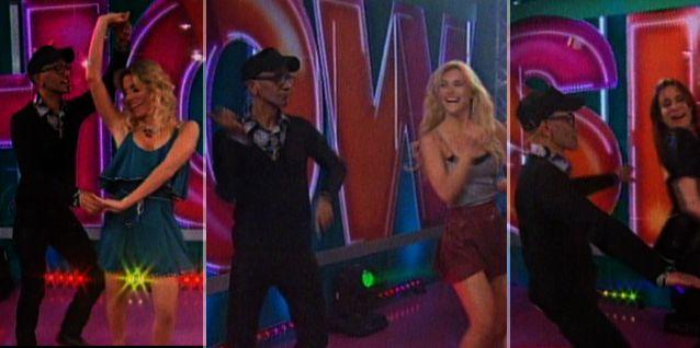 El casting para conseguirle bailarina a El Cuba; la nueva incorporación de Showmatch