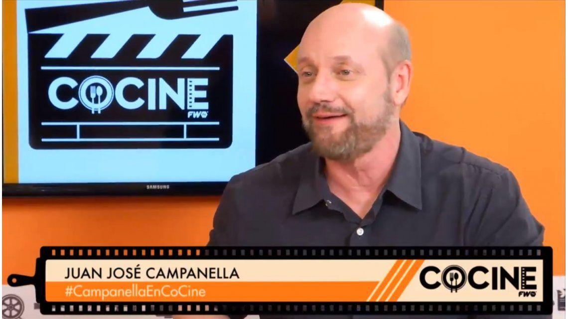 Juan José Campanella rechazó dirigir una famosa serie de EE.UU: Me arrepentí toda la vida