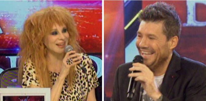 Nacha y el pase de factura a Tinelli: Cuando quiera nos bailamos una chacarera