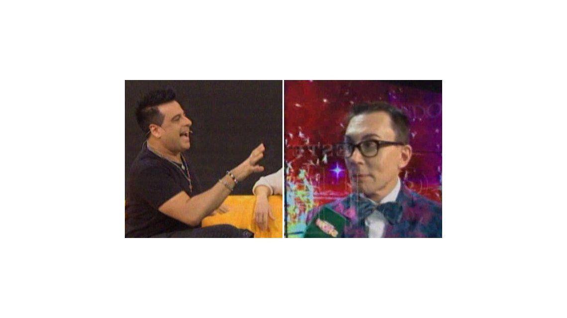 Marcelo Iripino: Polino es Pantriste para mí
