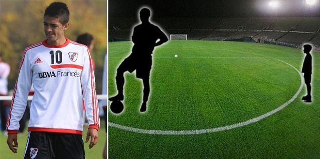 El jugador de fútbol acusado de abandonar a su hijo se defiende: ¿quién miente?
