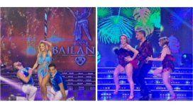 Llegó el trío al Bailando: el jurado destrozó a los famosos