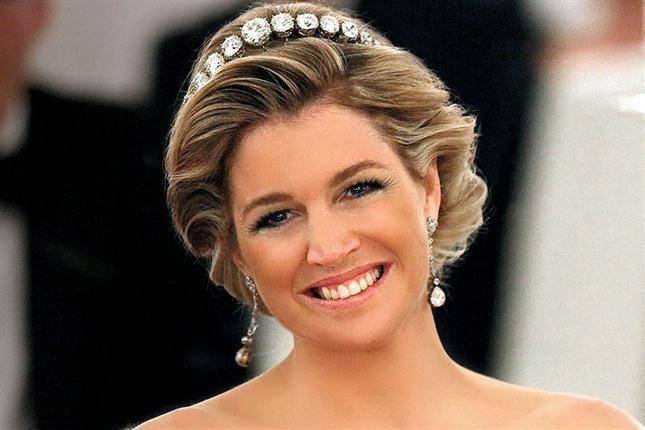 La reina Máxima de Holanda, de visita en la Argentina, pero de incógnito