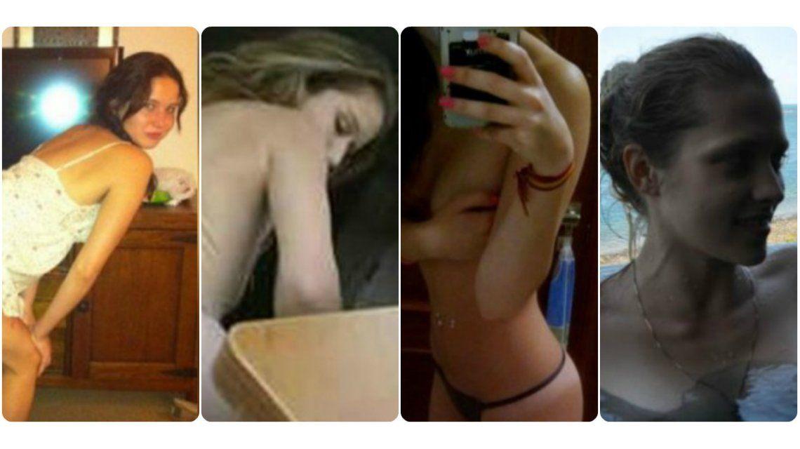 El Camus Hacker americano no para: nuevas imágenes de famosas desnudas