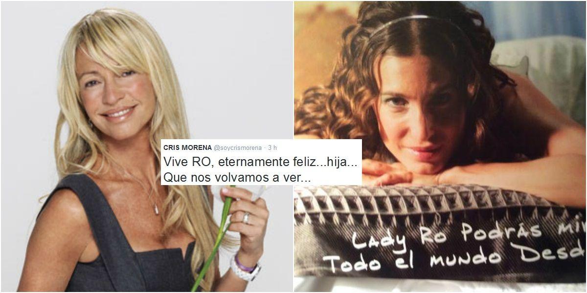 El emotivo recuerdo de Cris Morena el día que Romina Yan cumpliría 40 años