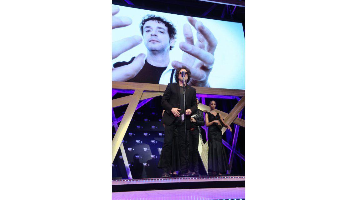 La galería de fotos de los Premios Gardel 2014