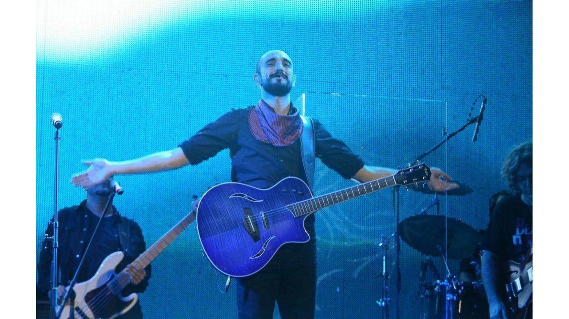 El show de Abel Pintos, uno de los preferidos del público en los #Gardel2014