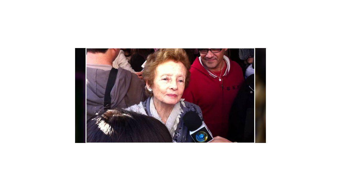 Último adiós a Cerati: No saben lo que es perder un hijo, expresó su madre