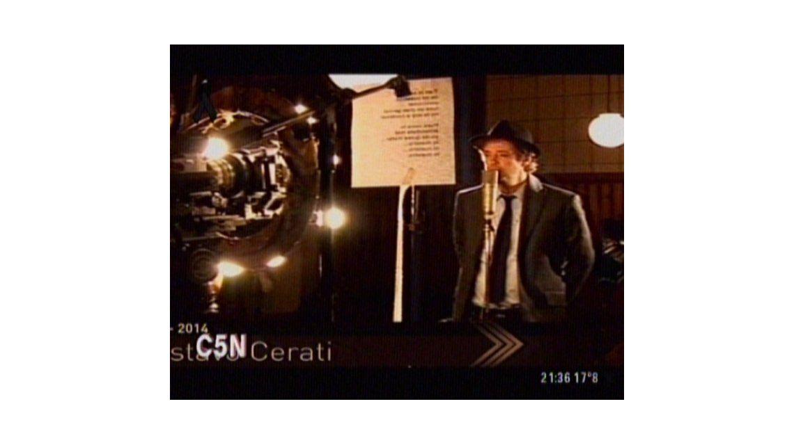 El emotivo homenaje a Gustavo Cerati